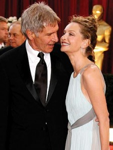 Harrison Ford e Calista Folckhart