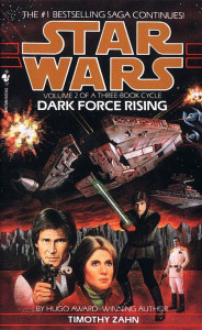 Dark Force Rising Copertina Originale