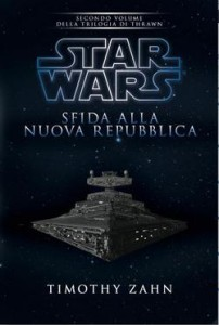 Sfida alla Nuova Repubblica Cover 2D