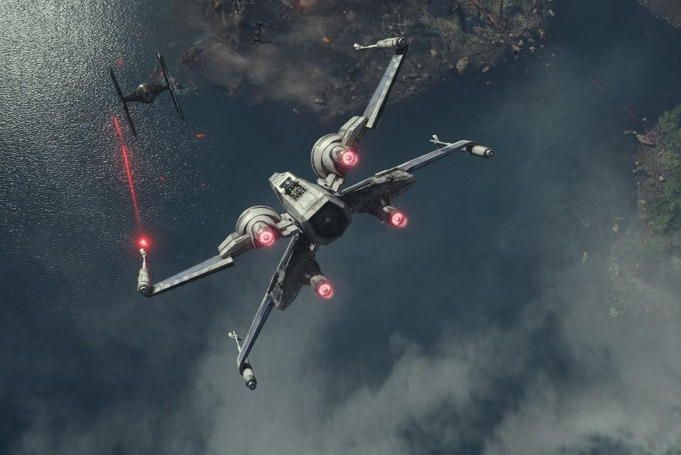 force awakens battle