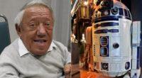 Si è unito alla Forza l'indimenticabile attore che interpretava R2-D2.