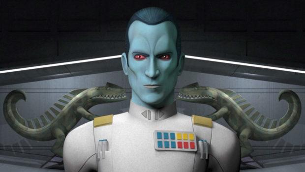 A breve, Grand'Ammiraglio per eccellenza farà il suo debutto nella terza stagione di Rebels. Scopriamo insieme la genesi e la storia di uno dei villain più riusciti della Saga.