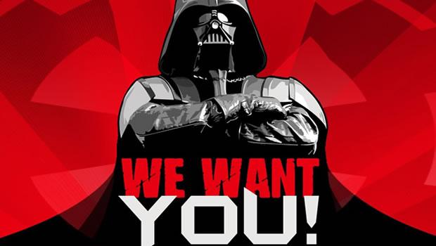 Ti piace parlare e scrivere di Star Wars? Allora SWX è il posto che fa per te!