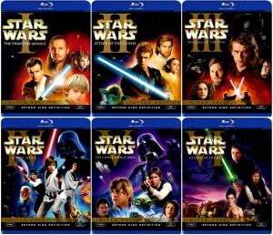 Fan-art delle copertine del cofanetto Blu-ray