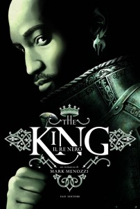 Copertina di The King: Il Re Nero