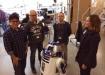JJ Abrams con R2