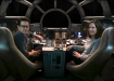 JJ Abrams e Kathleen Kennedy alla Celebration
